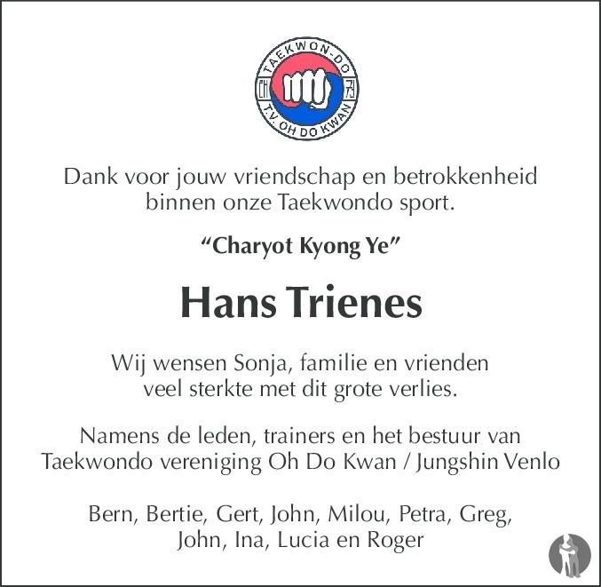 overlijden-hans-trienes
